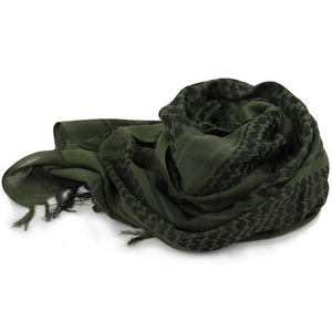 Unisex Tactical Windproof Head-Neck Scarf
