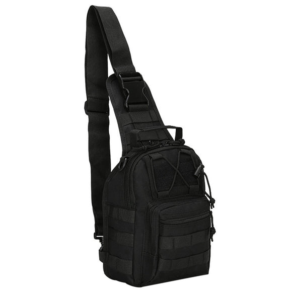 Waterproof Cross Body Waist Pack from Focus Tactical