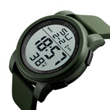 Focus Tactical Digital Sport LED Watch - Green