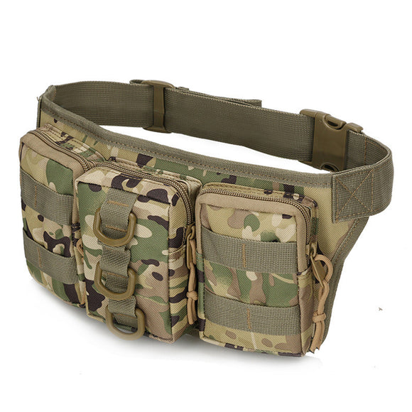 Focus Tactical Multifunctional Waist Pack - CP
