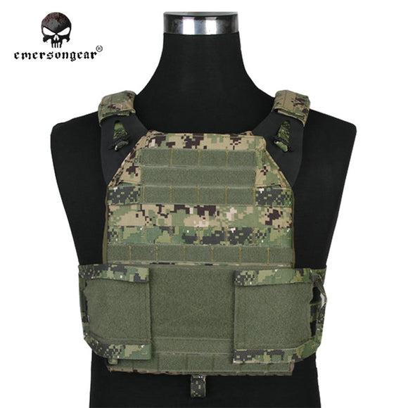 Emersongear Paintball MOLLE Style Vest from Focus Tactical - AOR2