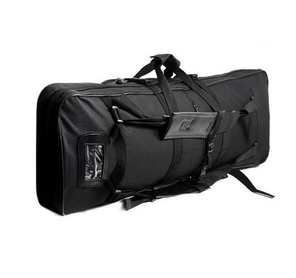 Focus Tactical Utility Firearm Protection Carry Case - Filled