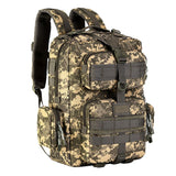 Small Tactical Molle Waterproof Rucksack from Focus Tactical - ACU Camo