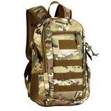 Focus Tactical 12L Mini MOLLE Daypack - CP Digital