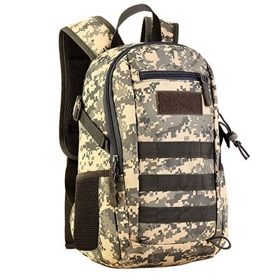 Focus Tactical 12L Mini MOLLE Daypack - ACU Digital
