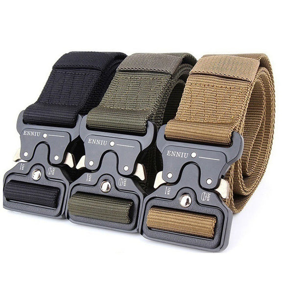 Military Style Adjustable Waist Belt from Focus Tactical