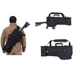 Tactical rifle scabbard from Focus Tactical