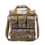 Casual Tactical Crossbody Shoulder Bag from Focus Tactical - Italy Camo