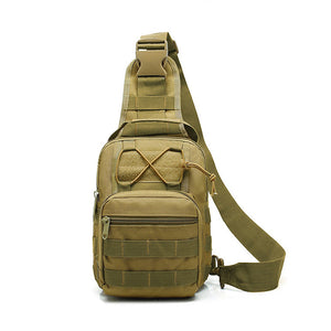 Unisex Cross-body Travel Pack from Focus Tactical