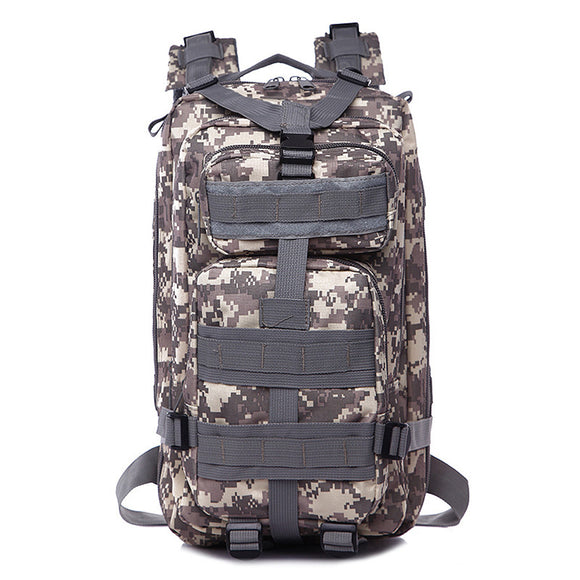 Focus Tactical Unisex Multi-Compartment Trekking Bag