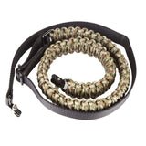 Adjustable Paracord Firearm Sling Strap from Focus Tactical - C