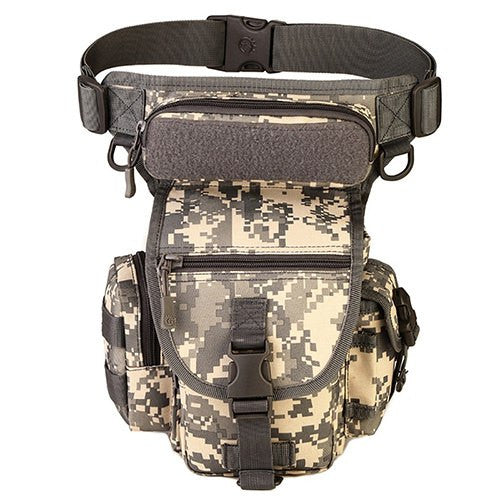 Waterproof Tactical Waist Leg Utility Bag from Focus Tactical