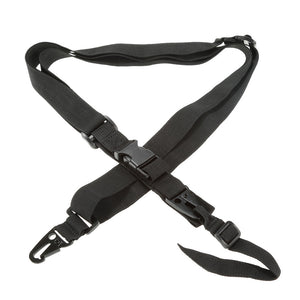 Three-point Adjustable Sling from Focus Tactical - Black