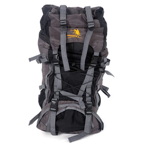 Outdoor 60L Waterproof Backpack (Black) from Focus Tactical