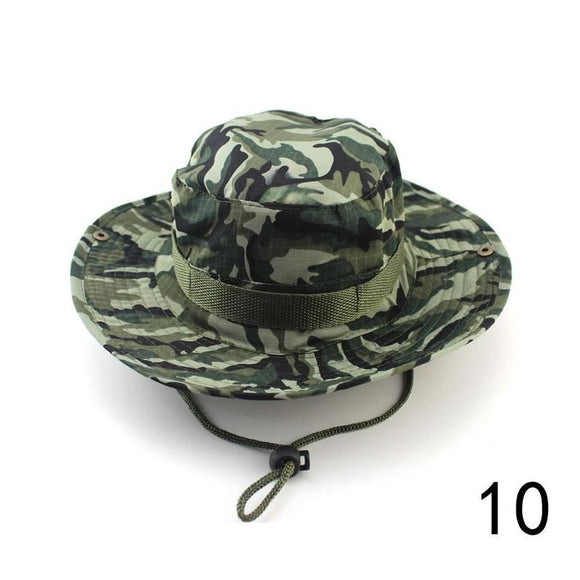 Focus Tactical Unisex Outdoors Hat - Style 10
