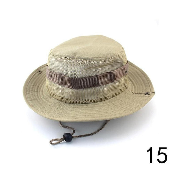 Focus Tactical Unisex Outdoors Hat - Style 15