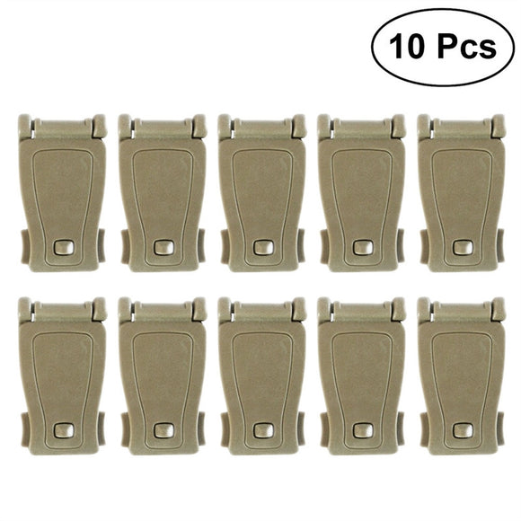 10-Pack MOLLE Strap Management Tool from Focus Tactical