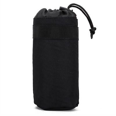 Focus Tactical Water Bottle Molle Pouch - Black