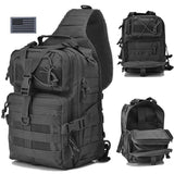 Military Rover Shoulder Sling Day Pack from Focus Tactical