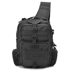 Everyday Carry Shoulder Sling Pack from Focus Tactical - Tan