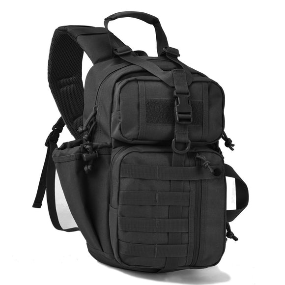 Tactical Molle Shoulder Sling Pack from Focus Tactical