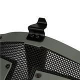 Combat Style Protective Mesh Face Mask from Focus Tactical - Ventilation