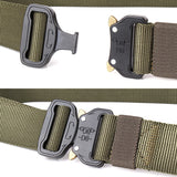 Mens Heavy Duty MOLLE Belt - Buckle