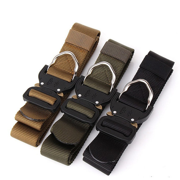 Mens Heavy Duty MOLLE Belt - Colors