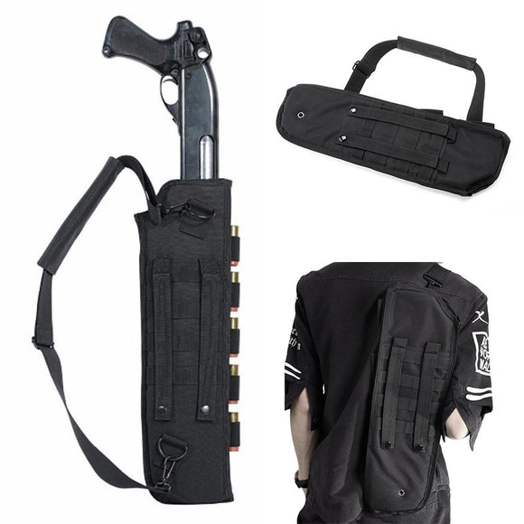 Tactical shotgun scabbard from Focus Tactical