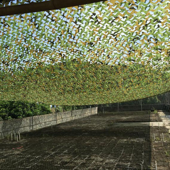 2m x 3m Camouflage Netting from Focus Tactical