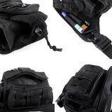 Shoulder Strap Travel Pouch - Features