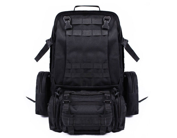 Tactical 55L Molle Backpack (4 in 1) from Focus Tactical