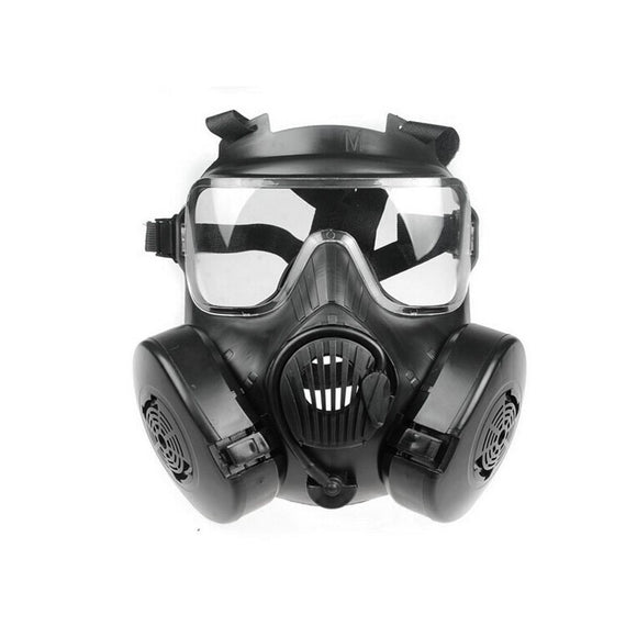 Full Face Protective Mask from Focus Tactical