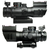 4X32 Illuminated Tactical Rifle Scope From Focus Tactical