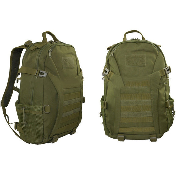 Oxford Waterproof Multi-Compartment Backpack from Focus Tactical