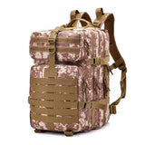 Multifunction Molle Bug Out Bag (30L or 40L) from Focus Tactical - 40L Camo 2