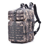 Multifunction Molle Bug Out Bag (30L or 40L) from Focus Tactical - 40L Camo 3