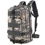 Multifunction Molle Bug Out Bag (30L or 40L) from Focus Tactical - 30L Camo 3