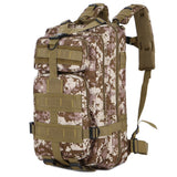 Multifunction Molle Bug Out Bag (30L or 40L) from Focus Tactical - 30L Camo 2