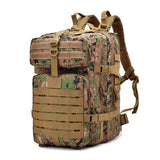 Multifunction Molle Bug Out Bag (30L or 40L) from Focus Tactical - 30L Camo