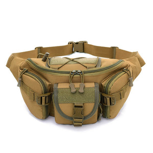 Multi-Compartment Waist / Shoulder Pack from Focus Tactical