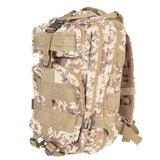 Multi-Compartment MOLLE Rucksack from Focus Tactical - 8