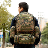 4-in-1 Tactical Backpack with MOLLE Webbing from Focus Tactical