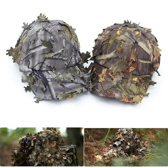 Camouflage Hunting Baseball Style Cap from Focus Tactical
