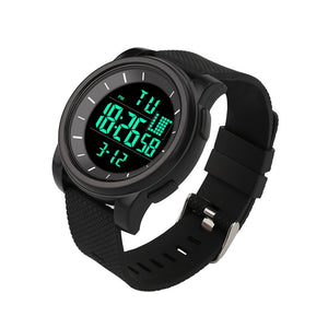 Luxury Mens Sport LED 30M Waterproof Watch - Display Options