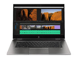 "New HP ZBook Studio G5 - Intel Core i7-8850H - 15.6"" 4K (3840x2160) - 32GB DDR4 - Nvidia P1000 4GB - 1.5TB NVMe M2 SSD - Win10 Pro (6FE30US#ABA)"