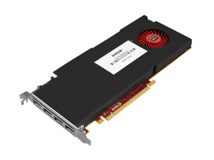 New Barco MXRT-7600 8GB Quad Head PCIe Graphic Card (K9306044)