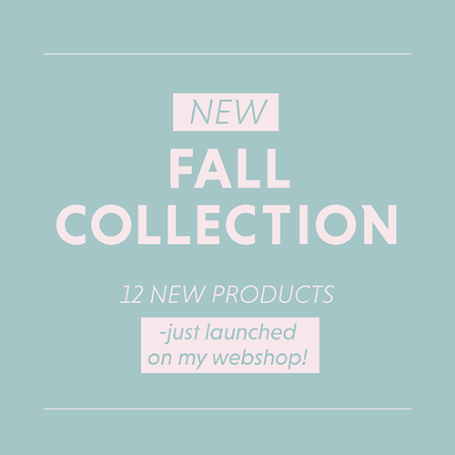 NEW: Fall Collection