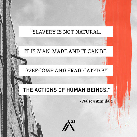A21 nelson mandela quote