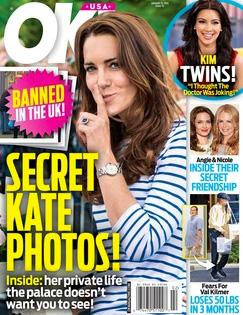 OK Magazine - Brevity Jewelry - Made in USA - Affordable gold and silver necklaces